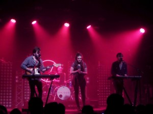 Prides Heaven London Messiah Higher Love The Seeds You Sow Stewart Brock Callum Wiseman Lewis Gardiner On Stage Live 2015 Lauren Aquilina Prides Band